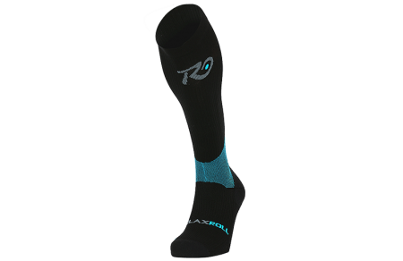 Compression black/blue